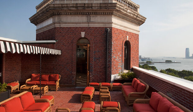 The Jane Hotel Rooftop 2