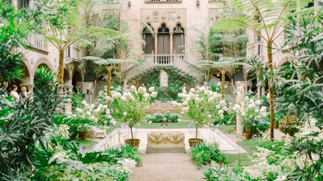 Isabella Stewart Gardner Museum | Boston Travelogues | Anna Wu P