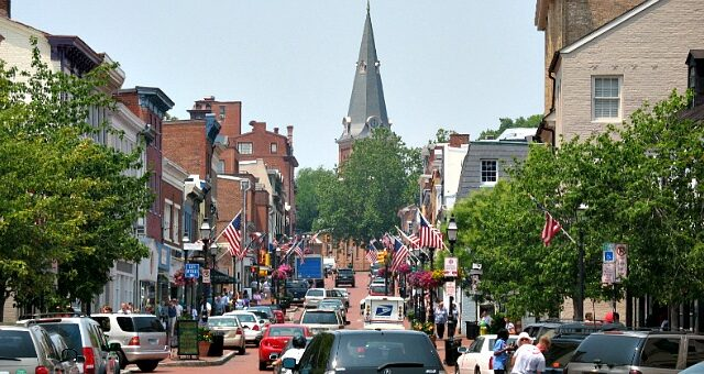 Downtown-Annapolis